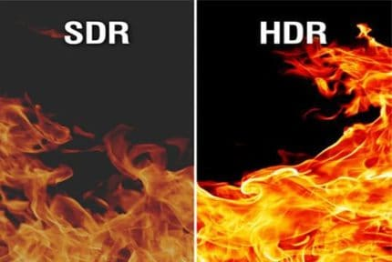 hdr pc monitor