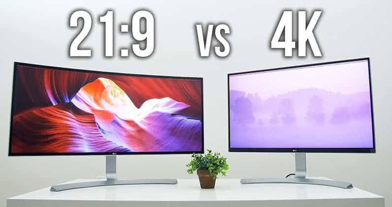 UltraWide vs 4K - Which Should I Choose? [All You Need To Know]