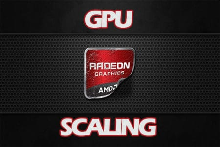 gpu scaling on or off