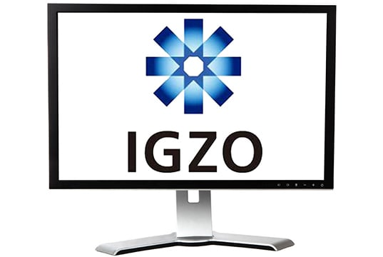 igzo vs oled