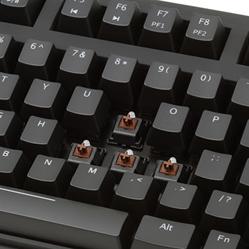 mechanical vs membrane keyboard gaming