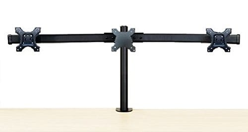 best triple monitor stand 2019