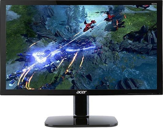 best gaming monitor under 150 2018