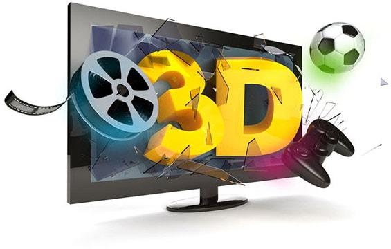 passive 3d tv 4k