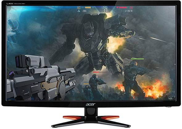 acer gn246hl review 2018