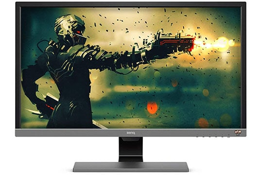 benq el2870u 4k uhd monitor review