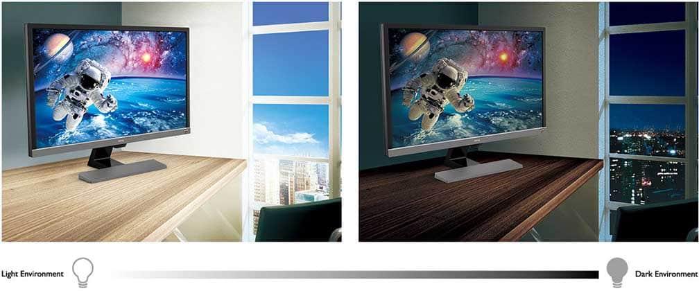 benq el2870u budget 4k monitors