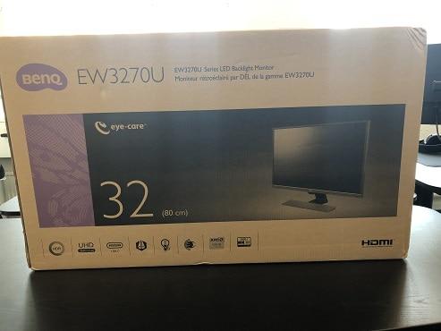 benq ew3270u monitor