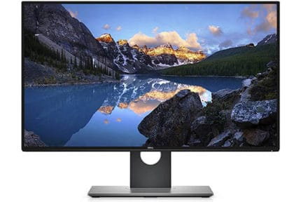 dell ultrasharp u2718q review