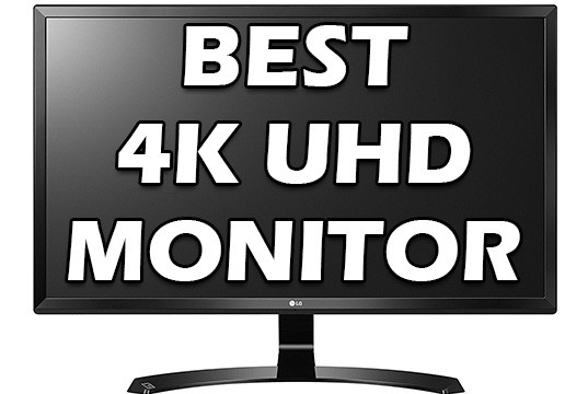 best 4k monitors 2019