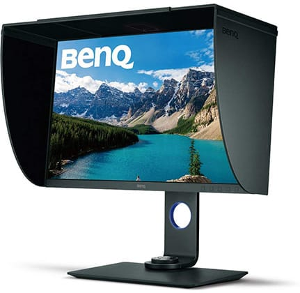 best computer monitor for photo editing