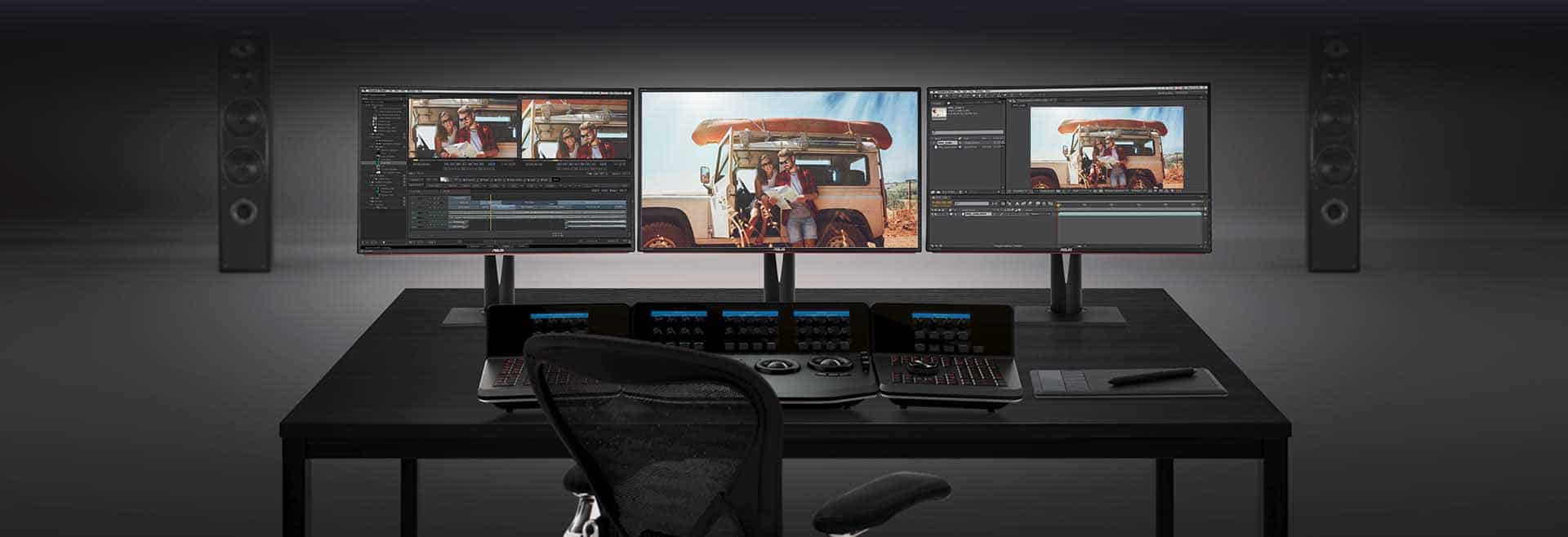 Best Monitors For Photo Editing and Video Editing 2019 – Buyer's Guide and Monitor Reviews