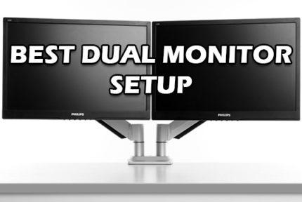 best multi monitor setup