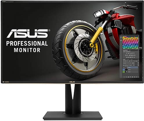 good monitor for photo editing