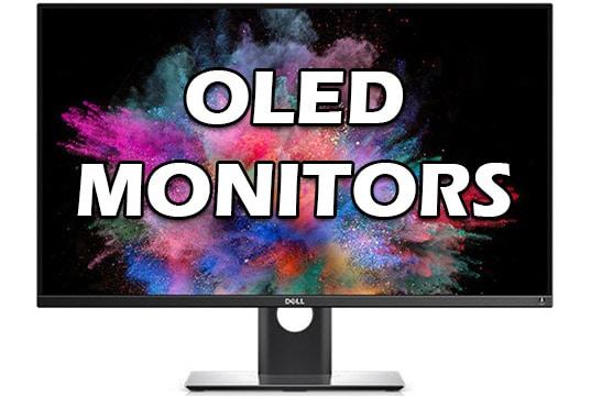 oled computer monitors