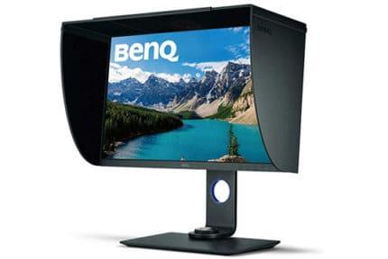 Benq Sw271 Rgb Monitor