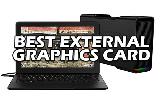 external graphics card enclosure