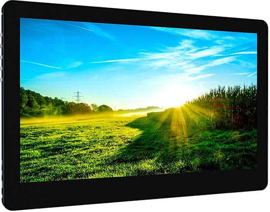 Portable Touch Screen Monitor