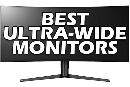 Best Ultrawide Monitors 2019