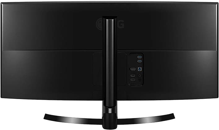 Curved Ultrawide Monitor