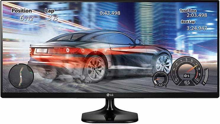 Ultra Widescreen Monitor