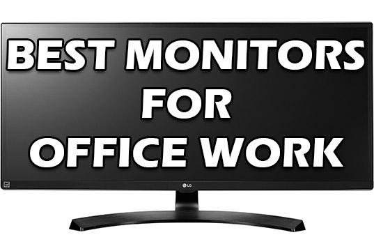 Best Monitor 2019