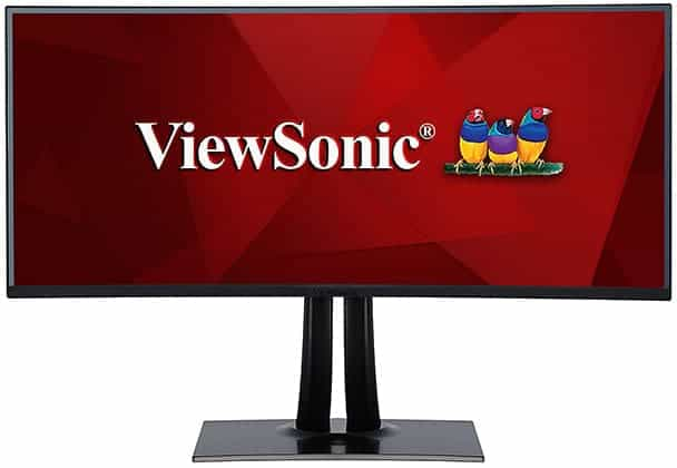 viewsonic vp3881 monitor
