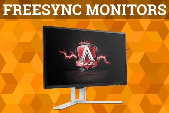 List Of Freesync Monitors