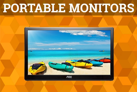 List Of Portable Monitors