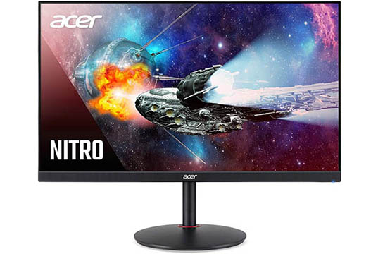 Acer XV272U Review 2019: The Best Gaming Monitor Under 500 USD