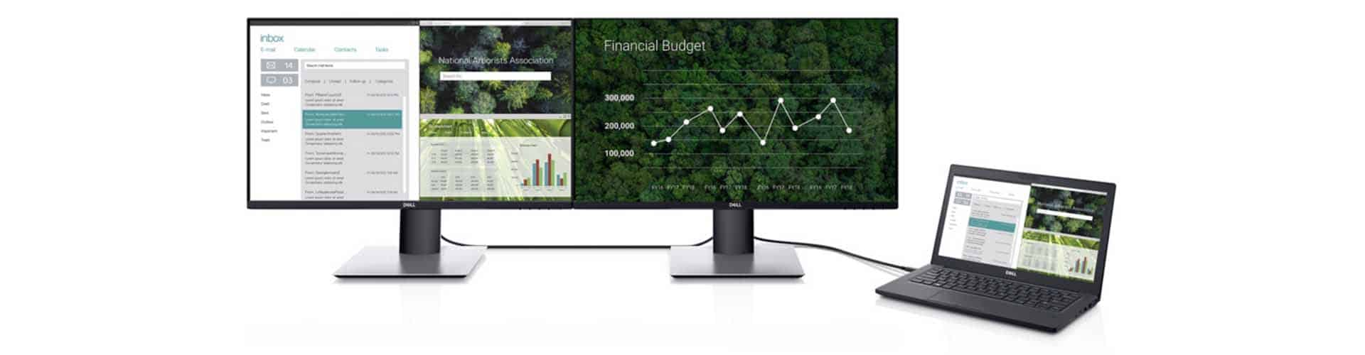 Best USB-C Monitor for Macbook Pro and Windows Laptops