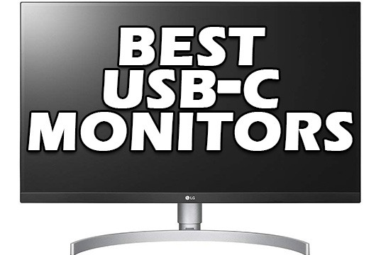 Best Usb C Monitors 2019