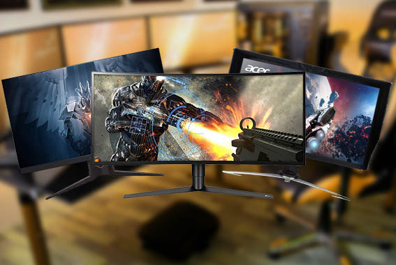 Best Gaming Monitor 2019