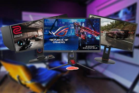 Best Size Monitor For Gaming