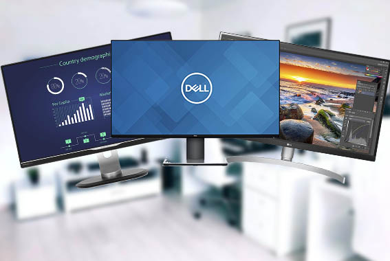Best USB-C Monitors For Macbook Pro And Windows Laptops [2019]