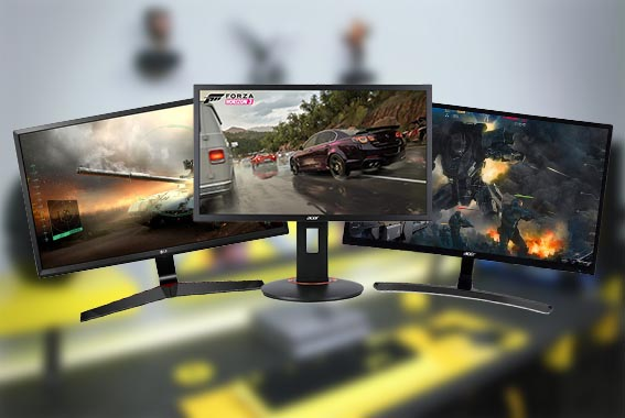 Best Monitor For Gaming Under 200