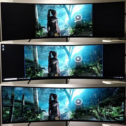 Ultrawide Vs 4k Uhd