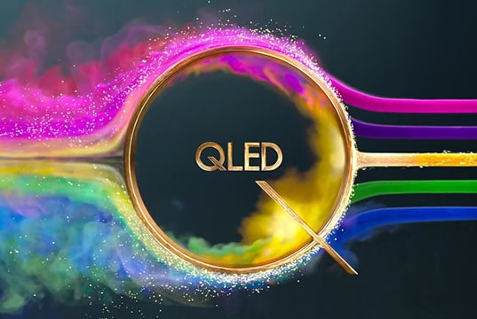What Is A Qled Display