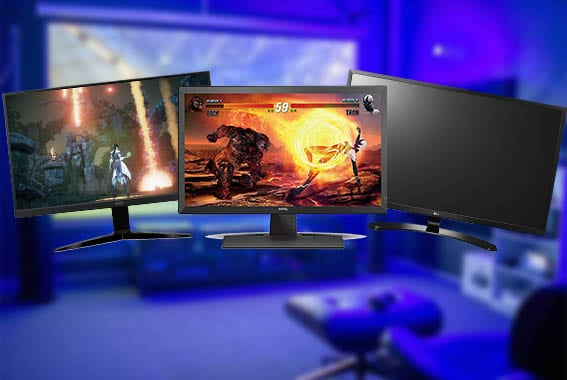 Best Gaming Monitor For PS4 And XBOX One (2019) [Ultimate Guide]