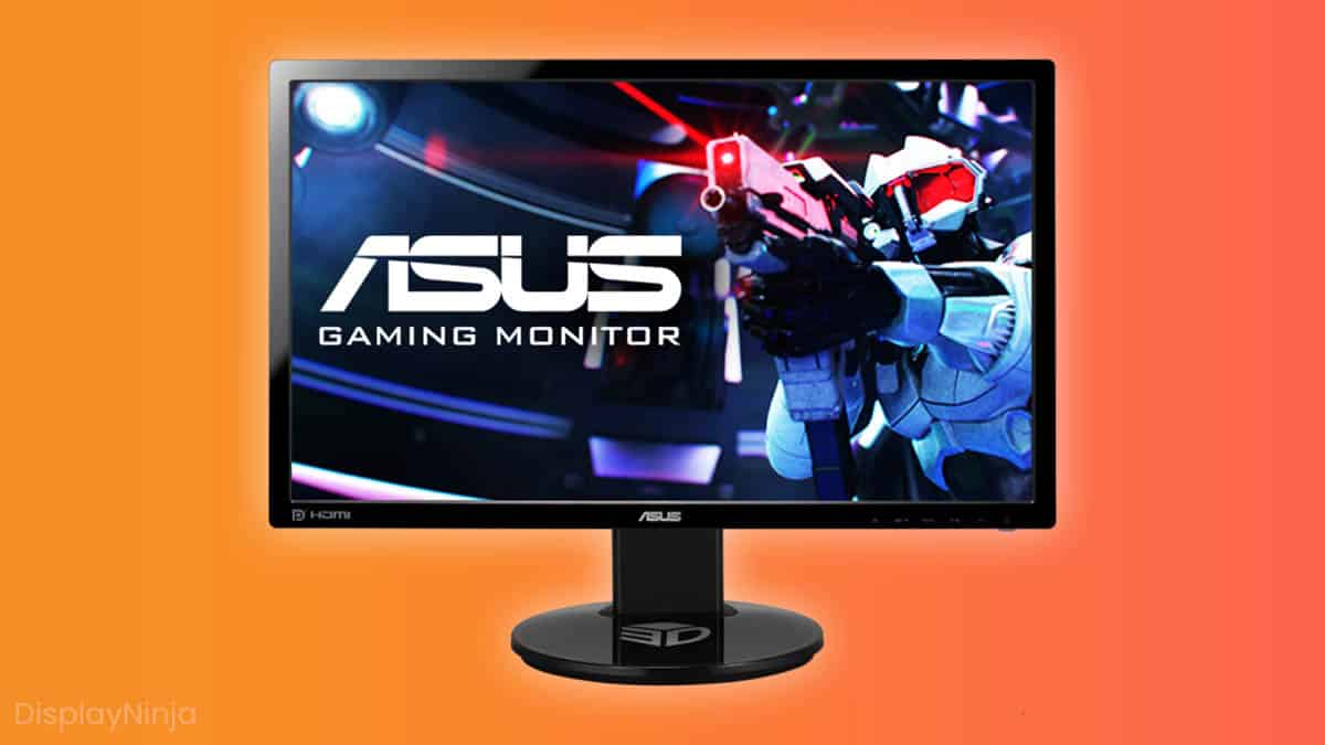 ASUS VG248QE Settings