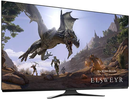 Dell Oled 4k 120hz Monitor