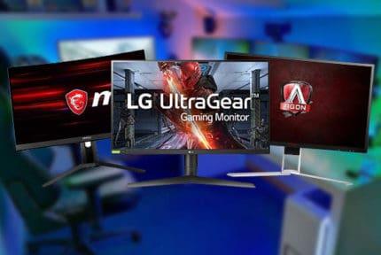 Best 1440p Gaming Monitors In 2020