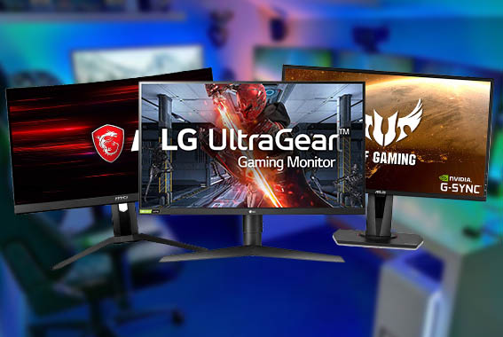 Best 1440p Gaming Monitors For 2020