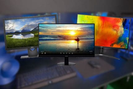 Best Gaming Monitor Under 100 2020