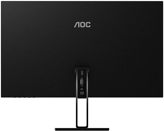 aoc 22v2h monitor back