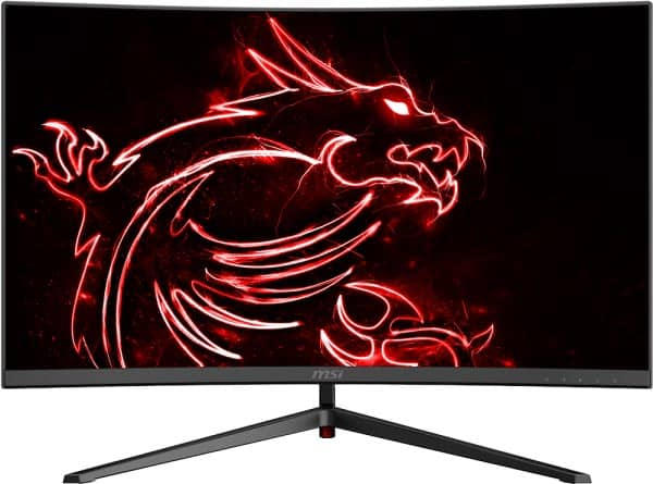 New Msi Monitors