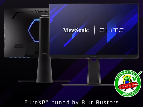 viewsonic xg270 blur busters certification
