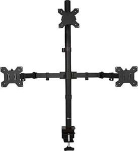 WALI M003 Triple Monitor Arm