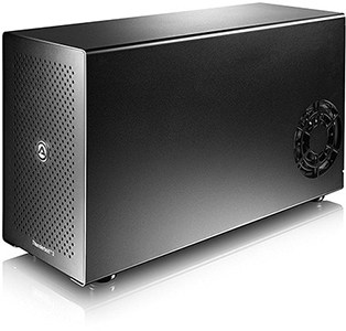 akitio node external graphics card