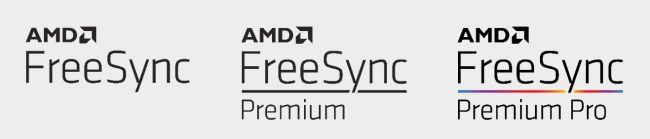 freesync premium pro logo